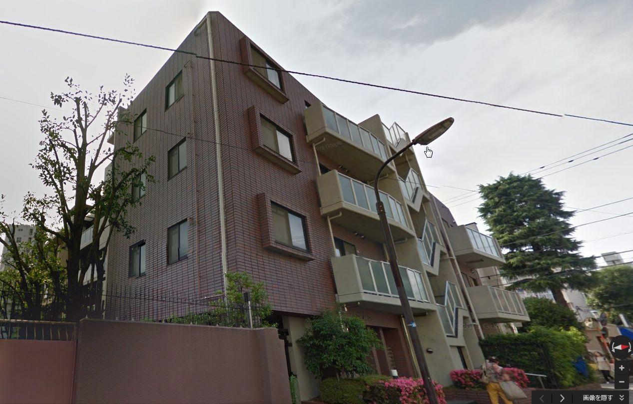 南麻布のマンション516